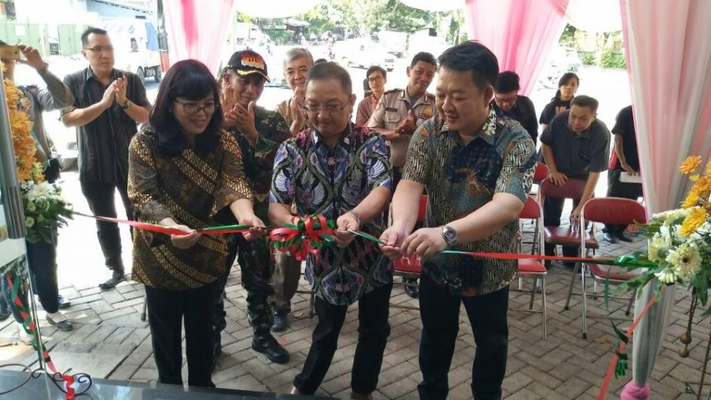 Intikom Surabaya Opening Ceremony